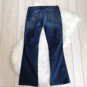 "7 For All Mankind ""A"" Pocket Jeans Boot Cut"